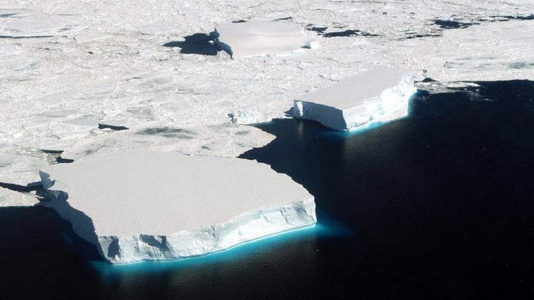 """""""El desderretimiento de los hielos"""": la exposición gratuita que deja en evidencia la inconsciencia de los humanos"""