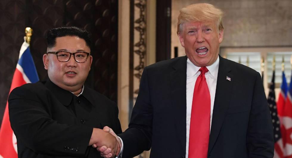 """""""Corea del Norte amenaza con"""