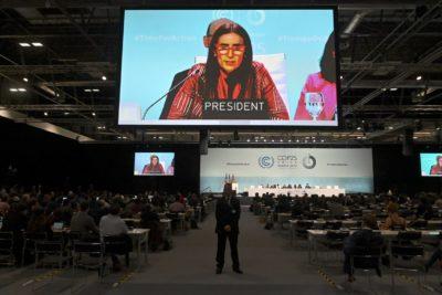 Potencias mundiales derriban acuerdos en la cumbre COP25