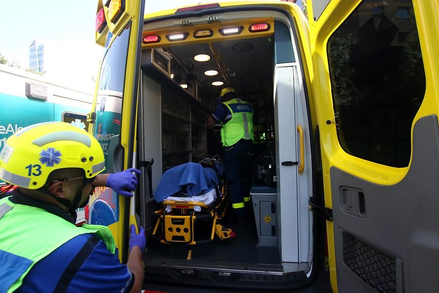 Maule: choque entre bus y camión dejó al menos 5 fallecidos