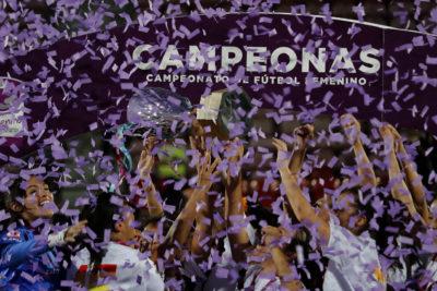 ANFP declara campeón a Santiago Morning del Torneo Femenino 2019