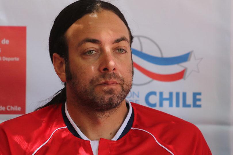 Nicolás Massú fue nominado como