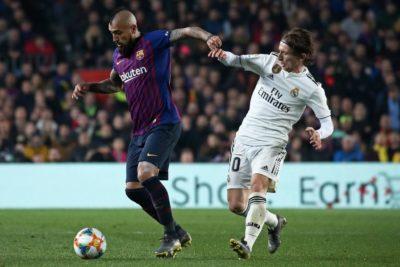 FC Barcelona de Vidal y Real Madrid se citan en un movido Clásico