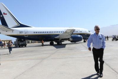 Presidente Sebastián Piñera se toma vacaciones: un día y medio estará fuera