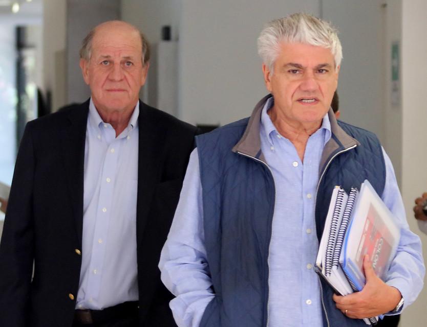 Caso Penta: Carlos Délano y Carlos Lavín culminaron sus clases de ética