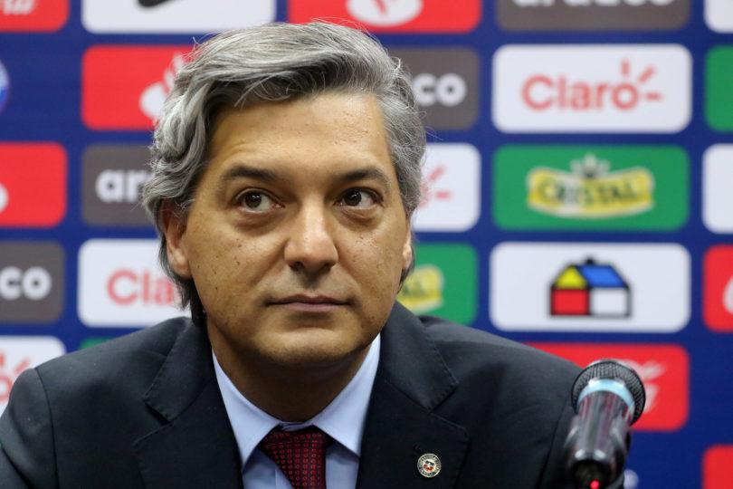 """Presidente de la ANFP: """"Vamos a erradicar las barras bravas de los estadios"""""""