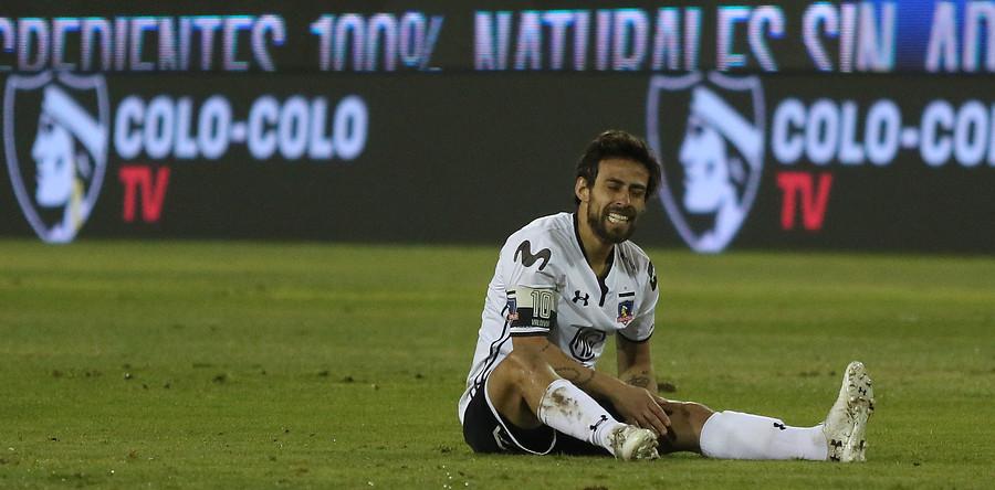 Blanco y Negro anuncia que Jorge Valdivia no sigue en Colo Colo