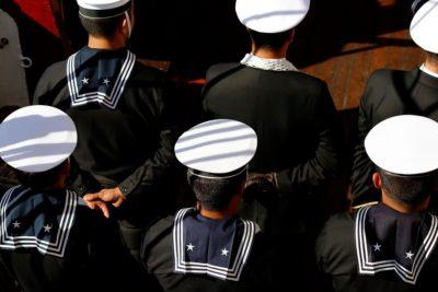 Armada informa de muerte de cabo segundo durante navegación de entrenamiento