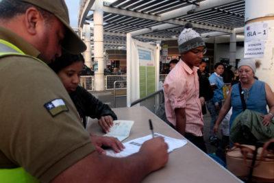 Las razones tras la disminución de venezolanos en Chile