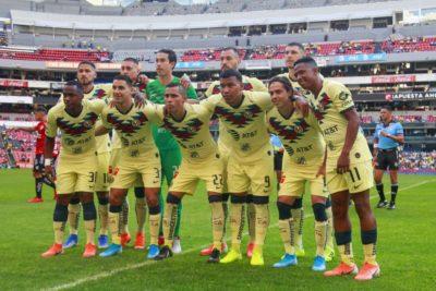 El América de Castillo cayó en la final ida ante Monterrey en México