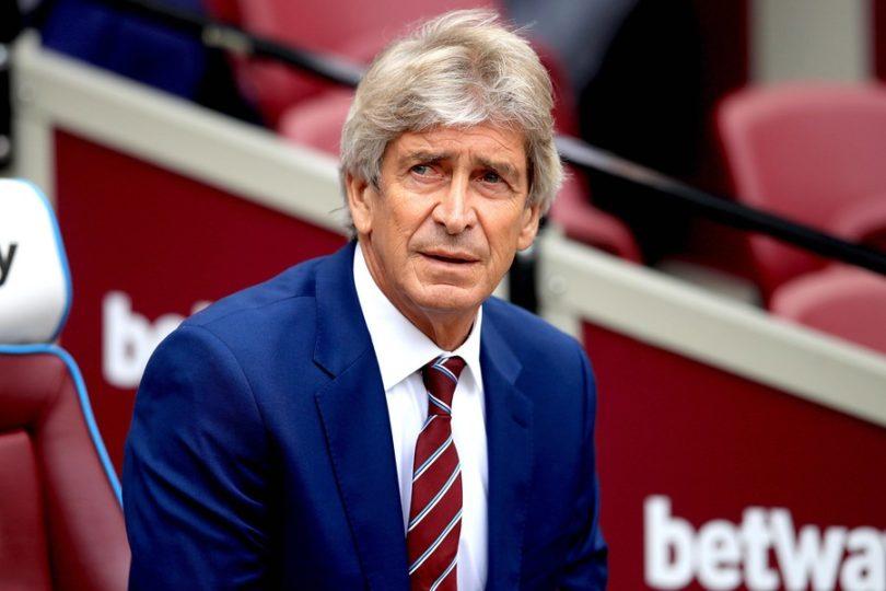 Manuel Pellegrini habría recibido un ultimátum de West Ham si no gana el fin de semana