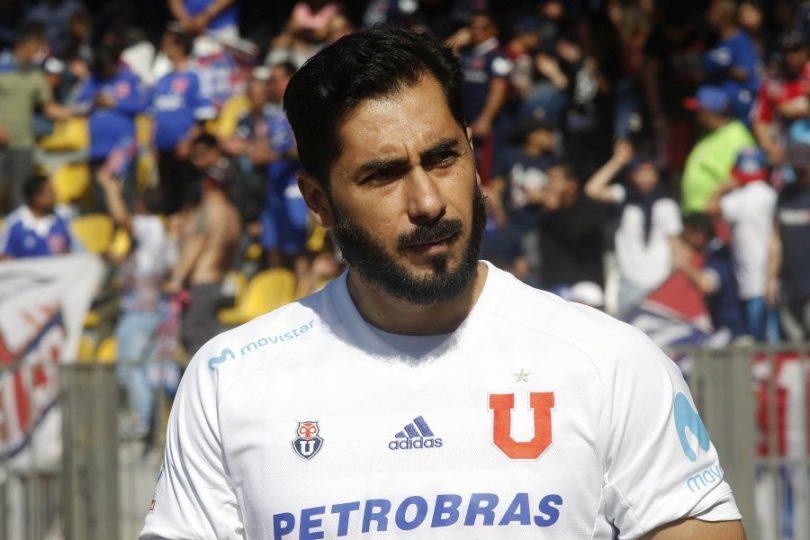 """Johnny Herrera: """"Si no juego en la U, será en otro lado"""""""