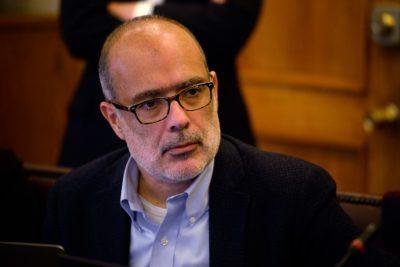 Ex ministro Rodrigo Valdés desmiente haber colaborado con Jaime Quintana en propuesta al Gobierno