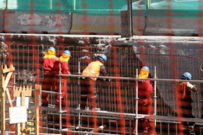 Construcción es el rubro más afectado por los despidos tras el estallido social