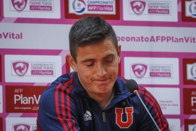 Matías Rodríguez no llega a acuerdo con Azul Azul y se aleja de la 'U'