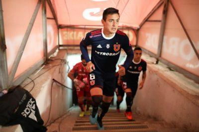 Matías Rodríguez finalmente no llega a acuerdo con Azul Azul y dejará la 'U'