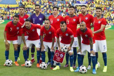 La Roja conocerá su fixture para las clasificatorias al Mundial de Catar 2022