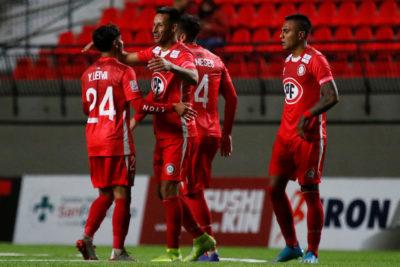Unión La Calera insiste con el Chile 4 pese a tener rival en Copa Sudamericana