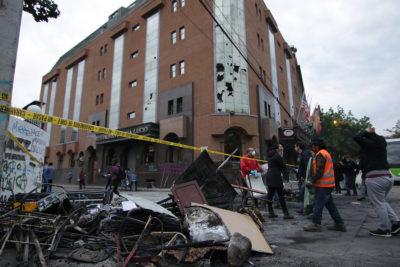Justicia mantuvo prisión preventiva para acusados de incendio en Hotel Principado