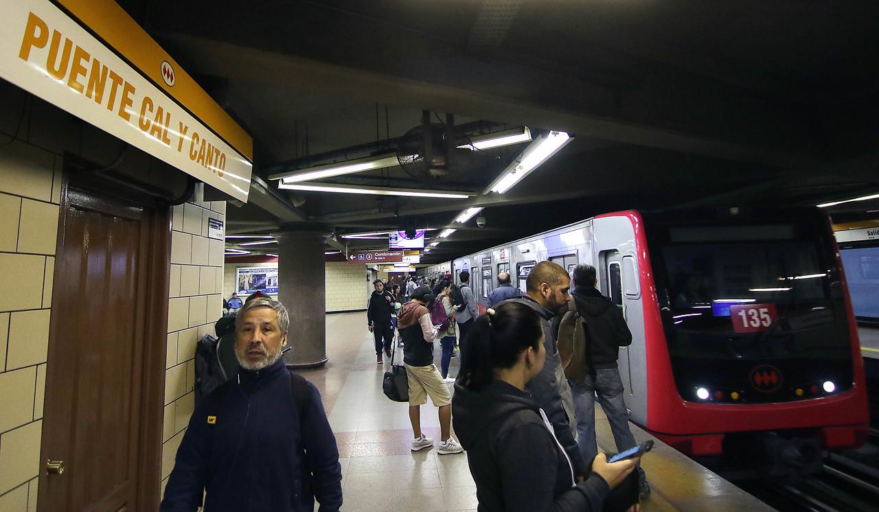 Línea 2 del Metro tendrá todas sus estaciones operativas para este lunes