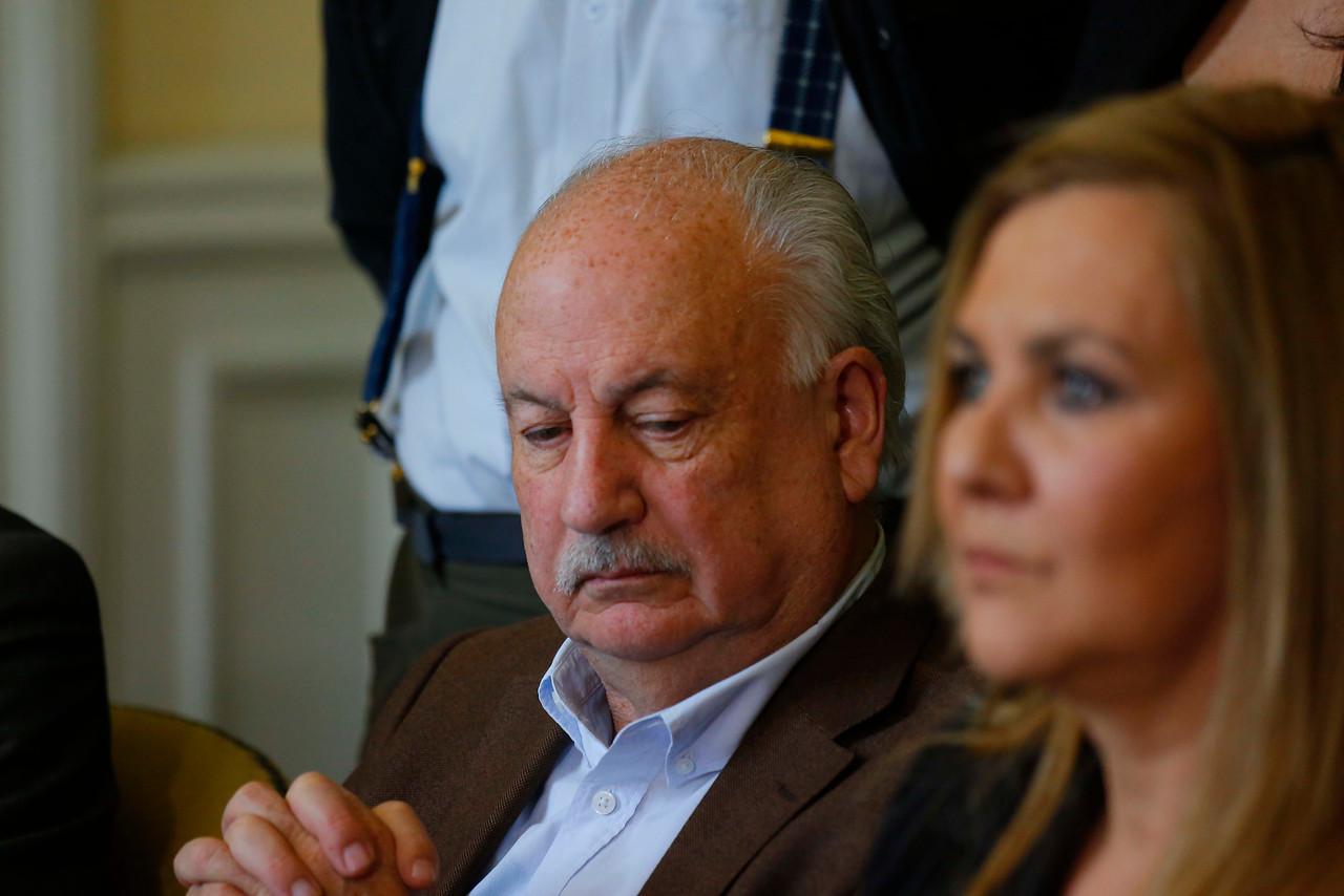 """Guillermo Teillier: """"El PC tiene mérito en este proceso constituyente"""""""
