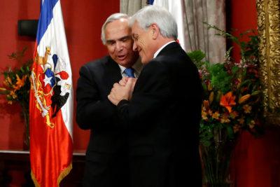 Piñera realiza cena de desagravio en su casa a Andrés Chadwick