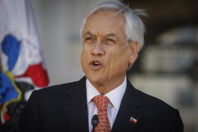 """Piñera tras entrevista a CNN: """"No me expresé en forma suficientemente precisa"""""""