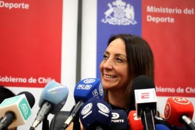 Cecilia Pérez presidirá Corporación que organizará los Juegos Panamericanos Santiago 2023