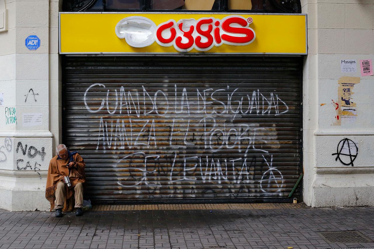 """""""El difícil panorama económico que enfrenta Chile:"""