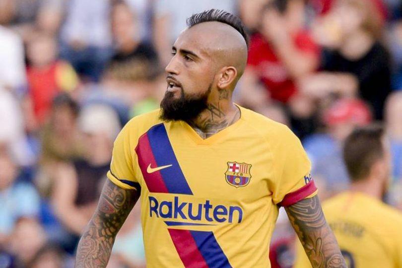 Vidal denuncia al Barça — ABC