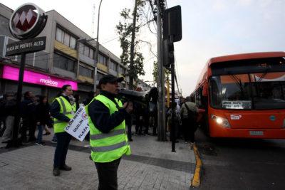 MTT indicó que habrán buses en 4 rutas en madrugada de Año Nuevo