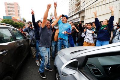 """Comisión de Seguridad del Senado decreta penas para """"el que baila pasa"""""""