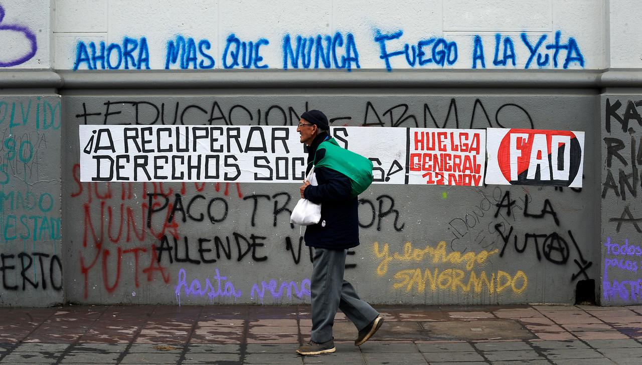 """Despidos por """"necesidades de la empresa"""" superan los 140 mil desde el estallido social"""