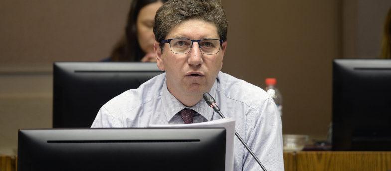 Renunció director de Presupuesto, Rodrigo Cerda