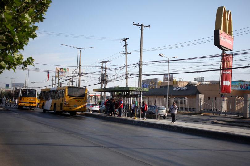 MTT reforzará servicios de buses con salidas hasta las 22:00 horas