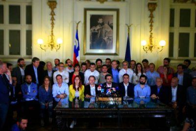 18 de octubre: el remezón a la política chilena