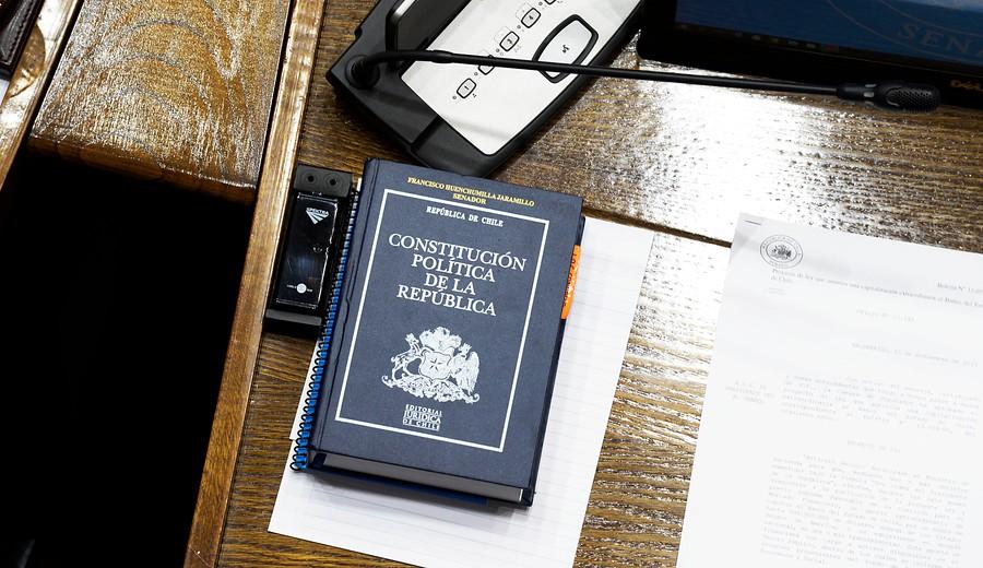Mesa técnica acuerda borrador de reforma para nueva Constitución