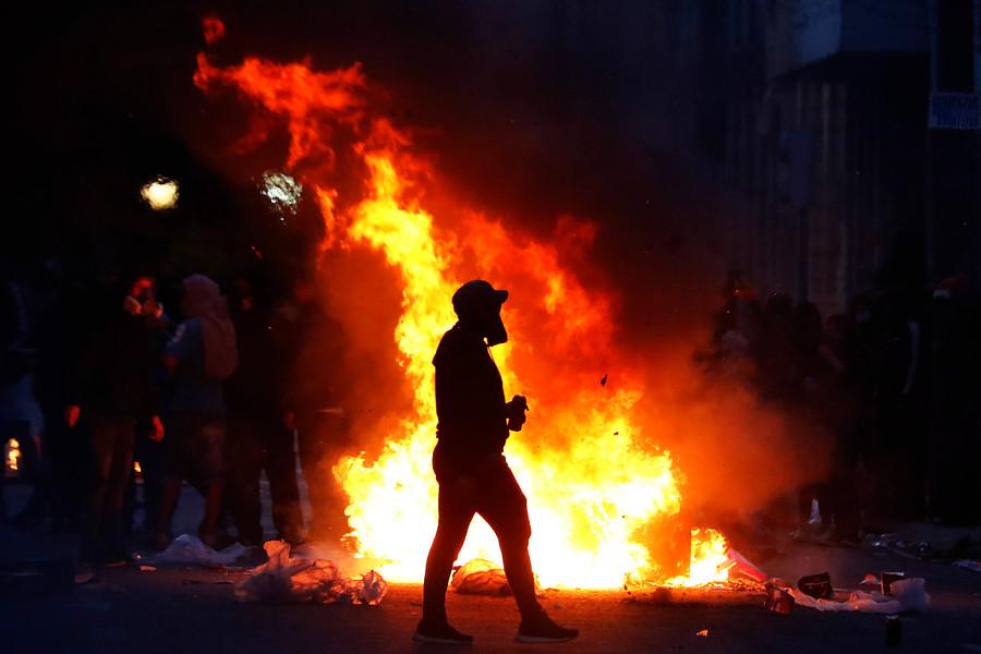 """""""PDI e incendios en estallido social:"""