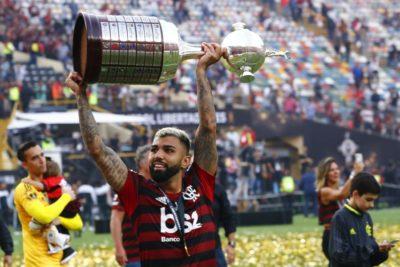 """Gabriel Barbosa fue elegido el """"Mejor de América"""" en 2019"""
