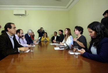 "Acuerdo constituyente: oposición lamentó ""falta de disposición del oficialismo"""