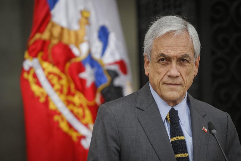 Cadem: Aprobación de Piñera marca un nuevo mínimo histórico