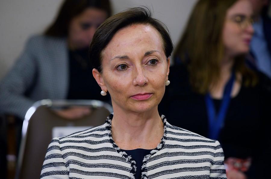Gloria Ana Chevesich es nueva vocera de la Corte Suprema