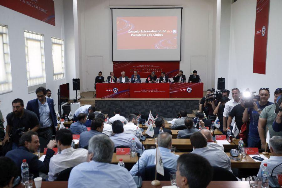 """""""Consejo de Presidentes definirá hoy las bases de los torneos del año 2020"""""""