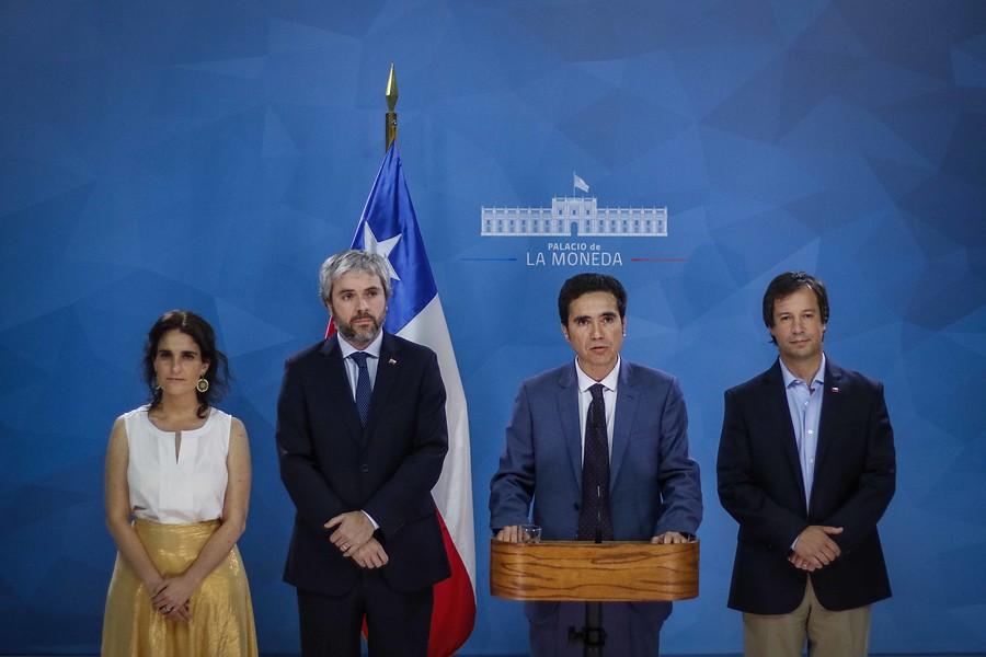 """""""Gobierno presenta plan de reactivación económica por USD 5.500 millones"""""""