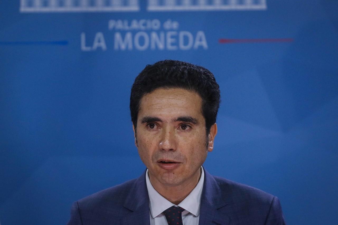 """""""Briones no descarta recesión en Chile:"""