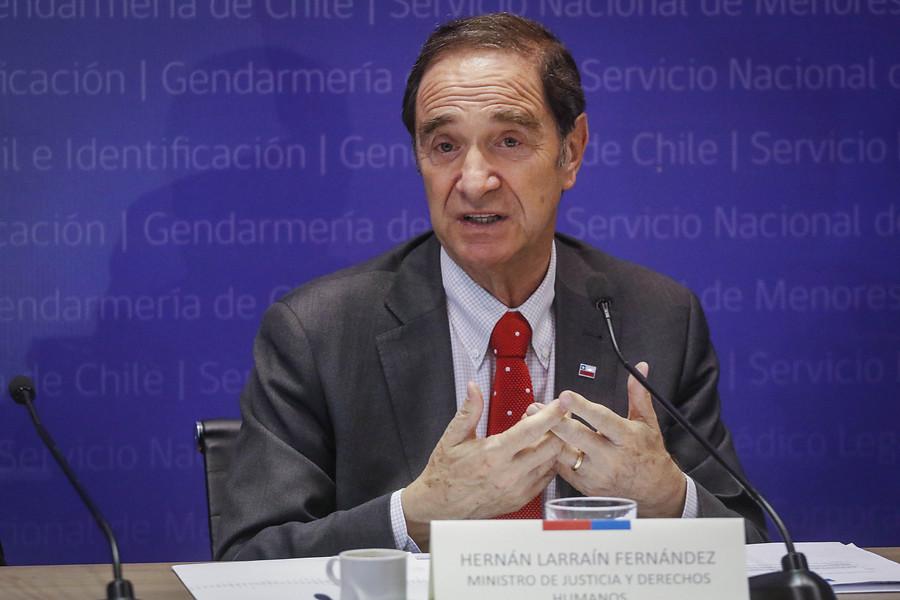 """""""Gobierno valora informe del CIDH:"""
