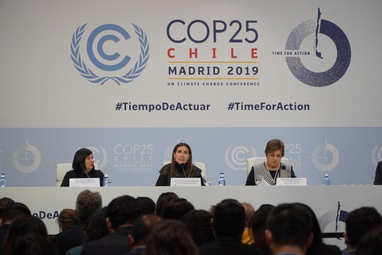 La COP25 logra acuerdo para el cuidado del medioambiente para el 2020