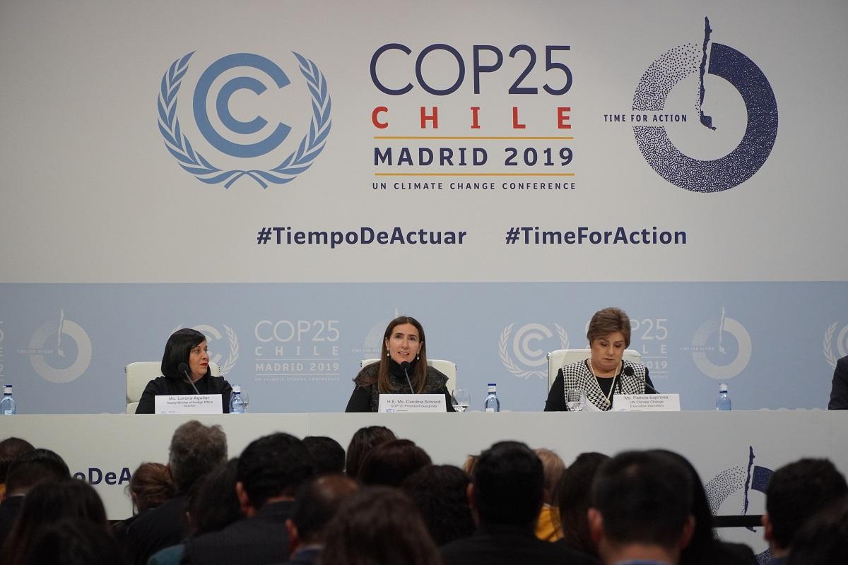 """""""La COP25 logra acuerdo para el cuidado del medioambiente para el 2020"""""""