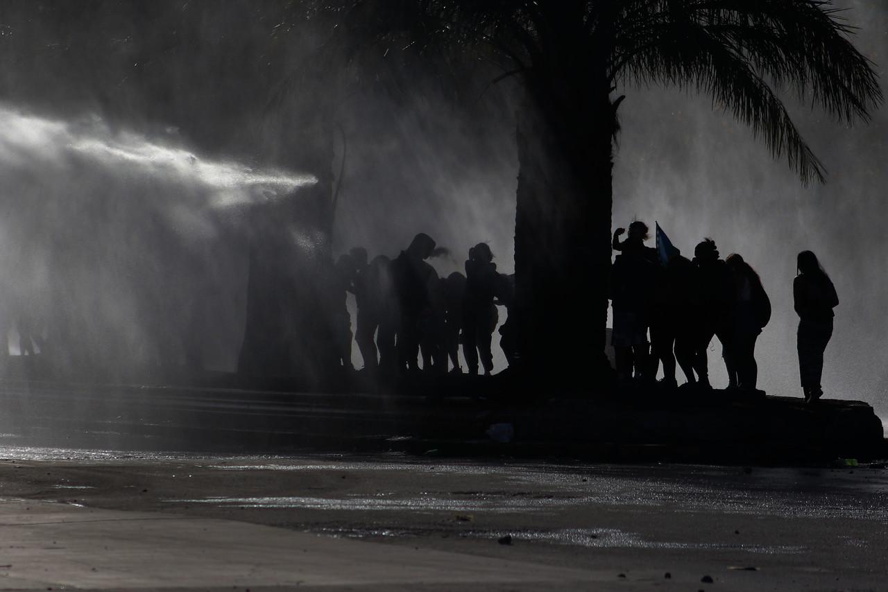 Balance del Gobierno: Aumentan eventos graves y policías lesionados
