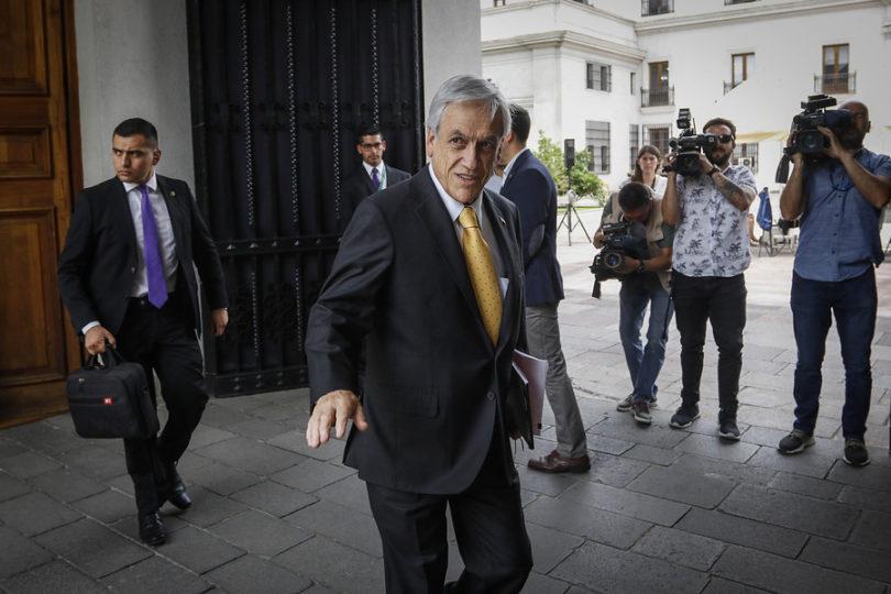 Piñera viajará para la asunción de Alberto Fernández